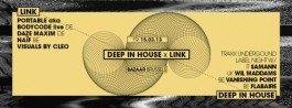 STVNSTRM Deep In House – Brussels